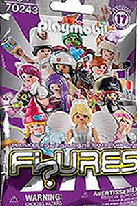 playmobil serie 17 niñas