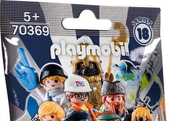 playmobil serie 18 chicos