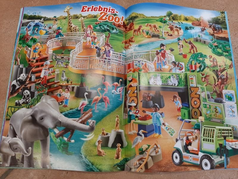 playmobil zoo 2020