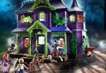 playmobil 2020 scooby doo mansion playmobil