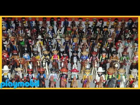 coleccionista playmobil