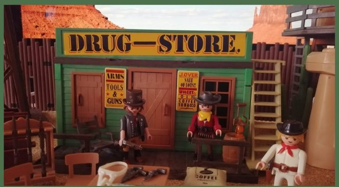 drug store playmobil