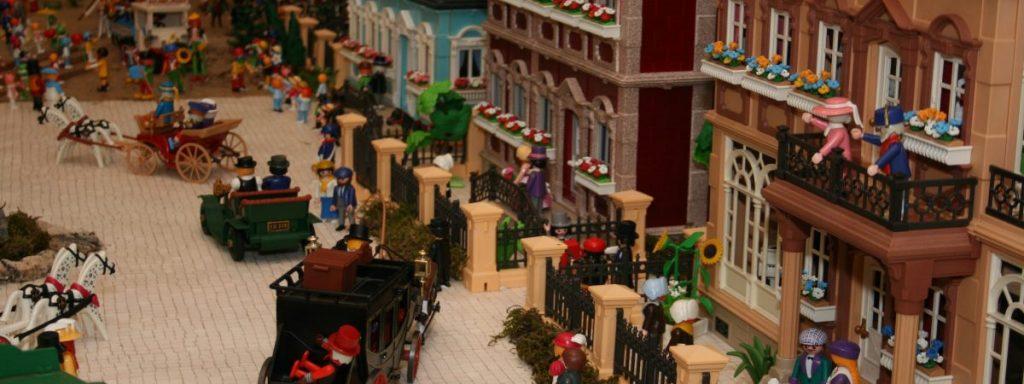 playmobil diorama click aragon