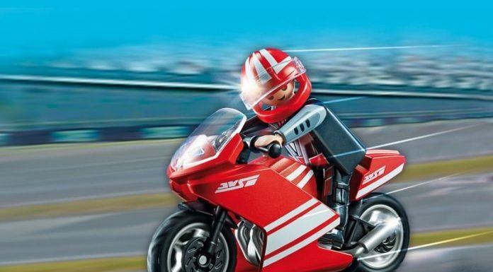 playmobil motos 5522