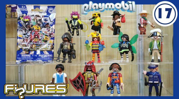 playmobil serie 17 chicos