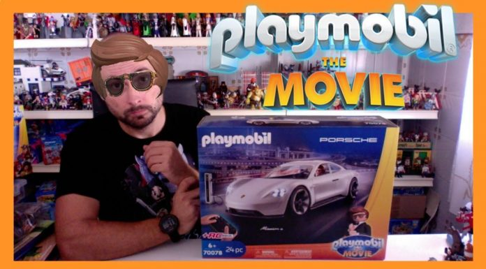 porsche playmobil mission themovie