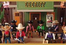 sherif playmobil custom