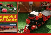 tren playmobil oeste 4034