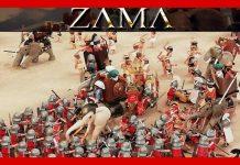 diorama romanos playmobil