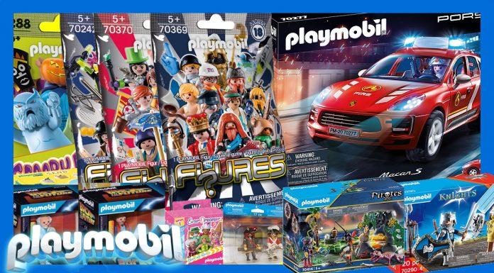 novedades playmobil julio 2020