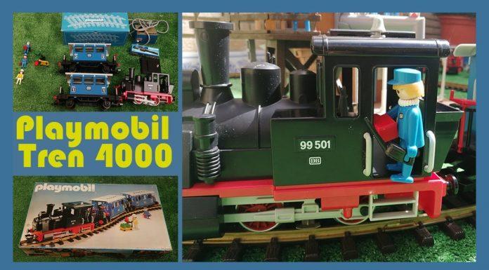 playmobil tren lgb 4000