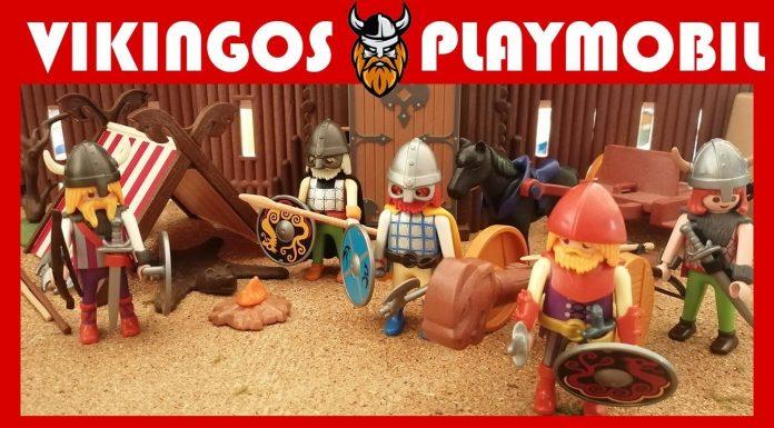 playmobil vikingos