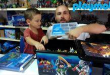cajas ordenar playmobil