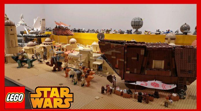 exposicion lego starwars