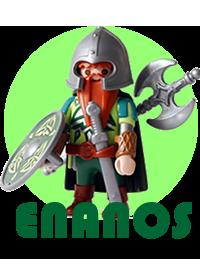 COMPRAR PLAYMOBIL ENANOS