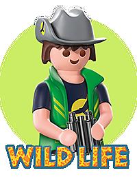 comprar playmobil wildlife