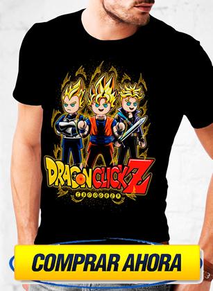 comprar camiseta playmobil bola de dragon