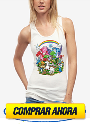comprar camiseta playmobil fantasy-click