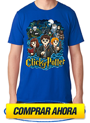 comprar camiseta playmobil harry-potter