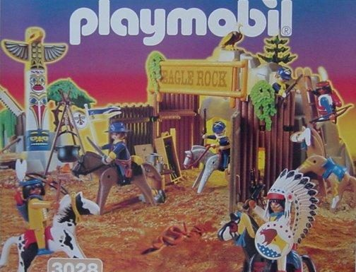 playmobil 3028 eagle rock