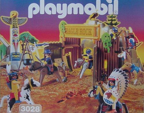 playmobil 3028 eagle rock