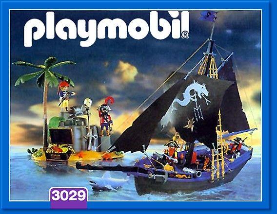 playmobil barco pirata 3029