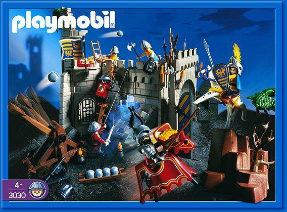 playmobil castillo 3030