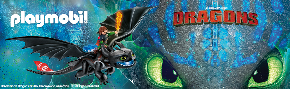 playmobil dragons comprar