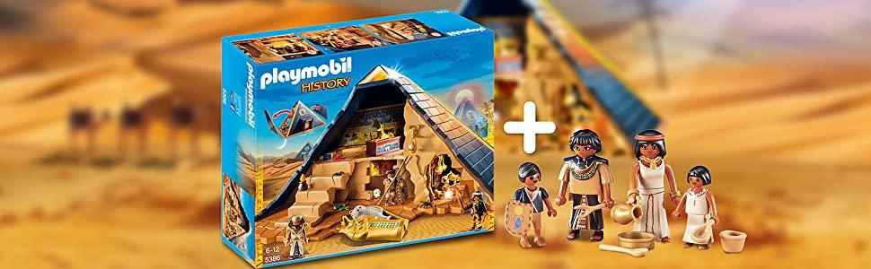 playmobil egipto comprar