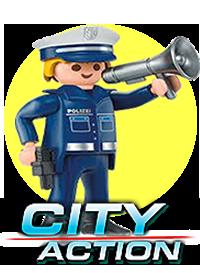 comprar playmobil policia
