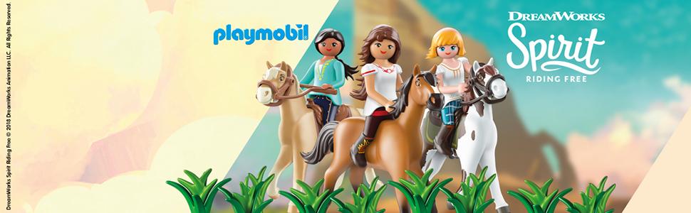comprar playmobil spirit