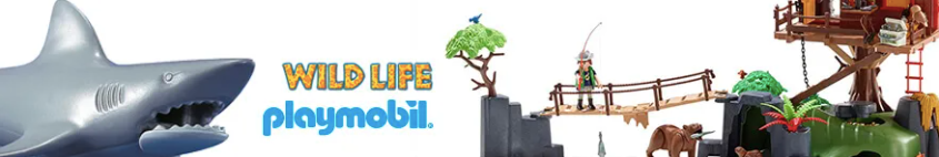 playmobil wildlife comprar selva
