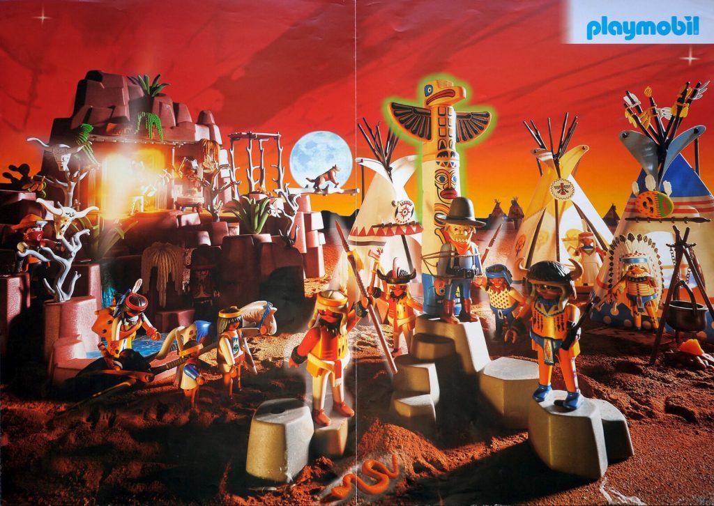 playmobil poster