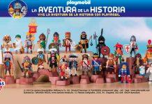 playmobil aventura historia 2020 2021 planeta