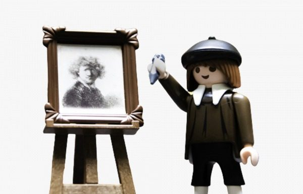 playmobil rembrant