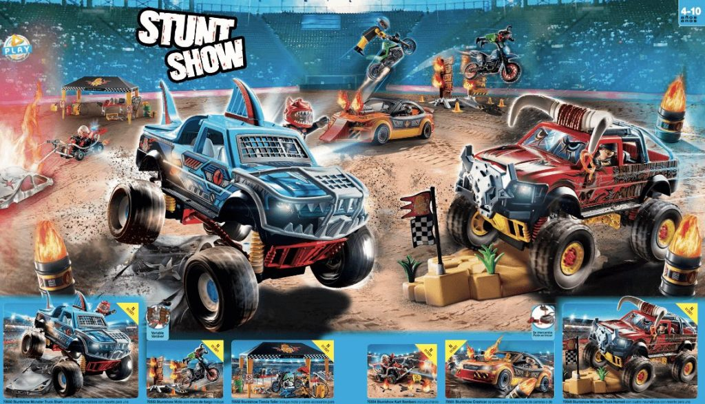 nuevos truftracks playmobil 2021