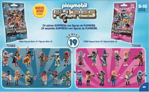 playmobil serie 19