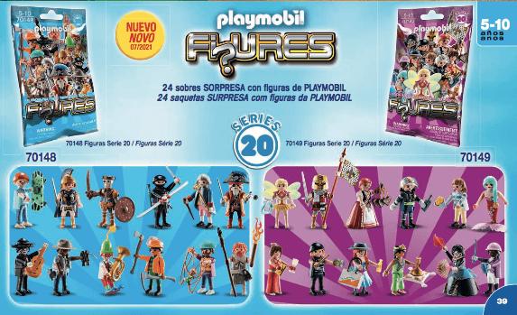 playmobil serie 20
