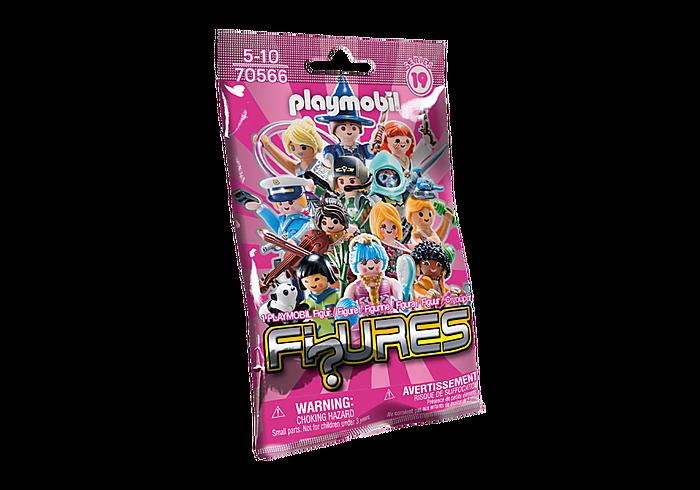 PLAYMOBIL-Figuras chica(Serie 19)