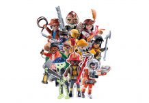 PLAYMOBIL Figures Series 19 chicos