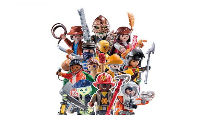 PLAYMOBIL Figures Series 19 chicos