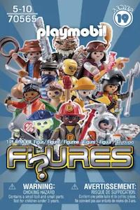chicos playmobil serie 19
