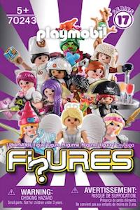 serie 17 chicas playmobil