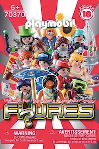 serie 18 chicas playmobil