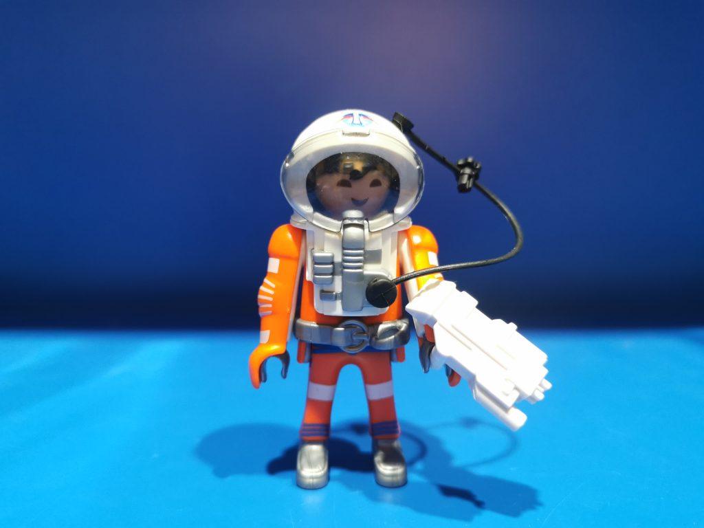 serie 19 astronauta