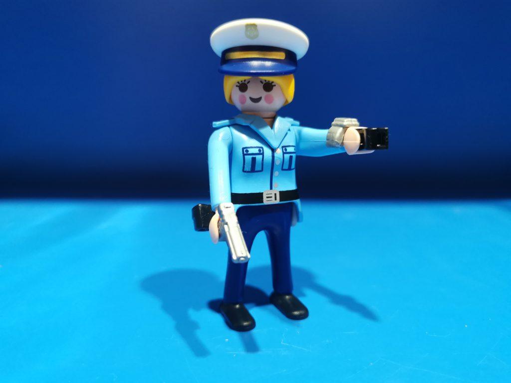 serie 19 policia