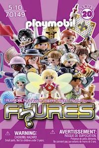 serie 20 chicas playmobil
