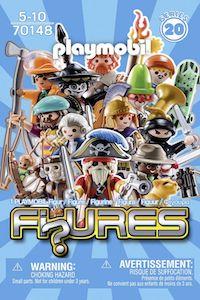 serie 20 playmobil chicos