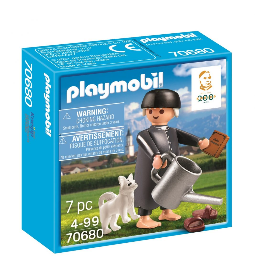 playmobil 70680 sebastian kneipp