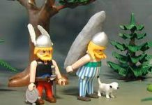 asterix obelix playmobil